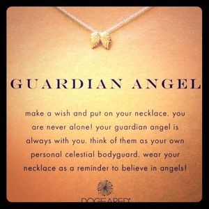 🍂🎃🍂Guardian Angel Wings Necklace